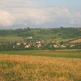 Countryside of Les Battees