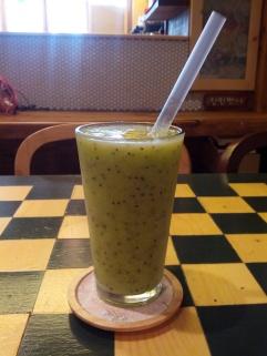 Delicious Kiwi drink!