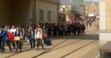 Students Arriving English Village