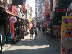 Meandering in Seoul