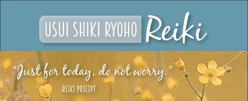 Usui Shiki Ryoho Reiki
