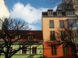 My neighborhood in Vienna
