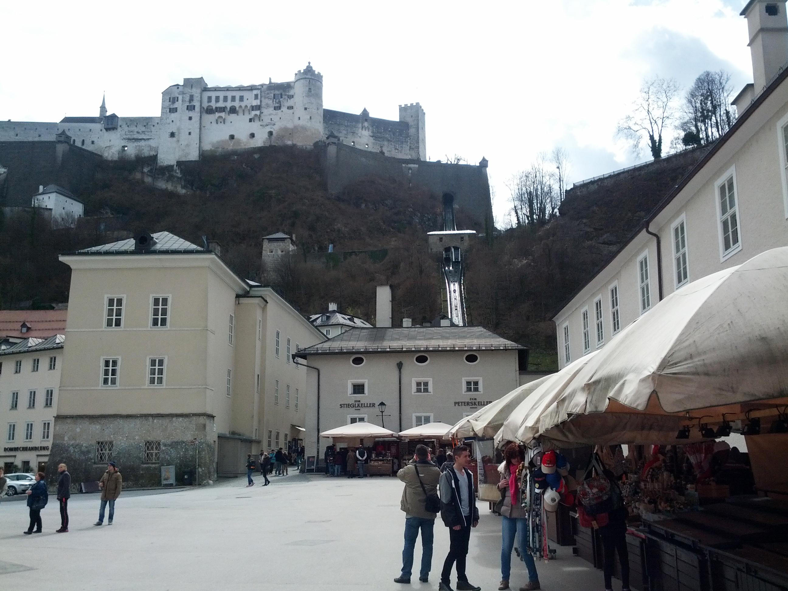 Fortresshohensalzburg