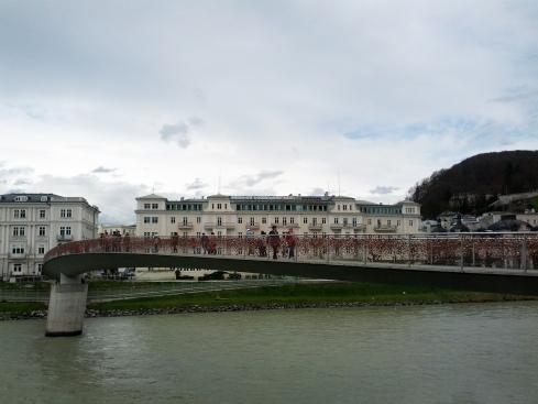 Makartsteg Bridge