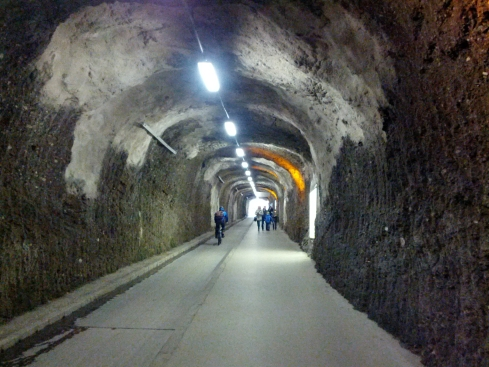 Mönchsberg Mountain Tunnel