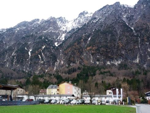 Untersberg, Salzberg