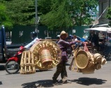 Basket Maker in Vientiane