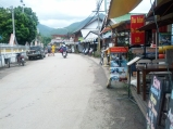 The simple streets of Pai