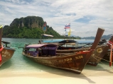 Boats of Krabi