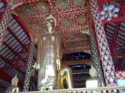 Big Buddas at Wat Suan Dok