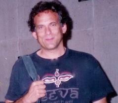 American Yogi's Steven Newmark in the 60s